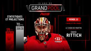 Grand Pool RDS - Ronde 22 : « Gagne à être connu »