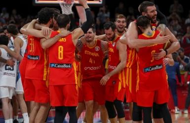 L'Espagne sacrée championne