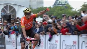 Van Avermaet remporte le GPCM au sprint