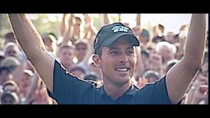 Mike Weir a démontré le savoir-faire du Canada à Augusta , en 2003