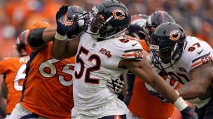 Bears 16 - Broncos 14