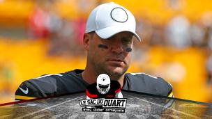 Le sac du quart : la saison des Steelers tourne au cauchemar