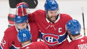 Devils 2 - Canadiens 4