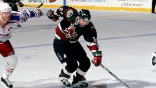 Mike Gartner en 1998