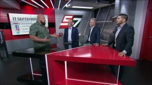 Hugo Girard et Patrick Côté dans le ring pour la cause