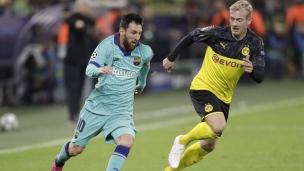 Dortmund 0 - FC Barcelone 0