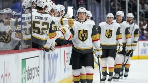 Golden Knights 5 - Avalanche 0