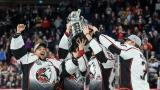 Les Huskies ont remporté la coupe Memorial en 2019.
