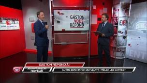 Gaston vous répond