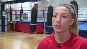 «Je veux boxer pour un championnat du monde»