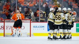 Bruins 3 - Flyers 1