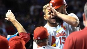 Cardinals 5 - Cubs 4