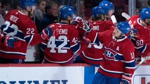 Panthers 4 - Canadiens 5 (tirs de barrage)