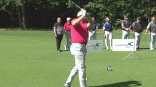 Challenge de golf de l'AC : les coups d'approche