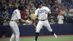 Red Sox 4 - Rays 5 (11 manches)
