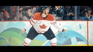 Sidney Crosby… et le fameux but en or de 2010