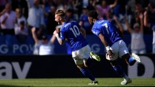 Leicester City 2 - Tottenham 1