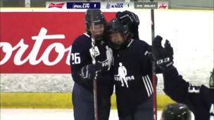 Hockey féminin : les équipes Poulin et Jenner s'imposent