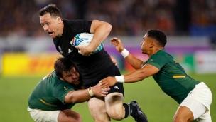 Rugby : victoires des All Blacks et des Français
