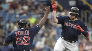 Red Sox 7 - Rays 4