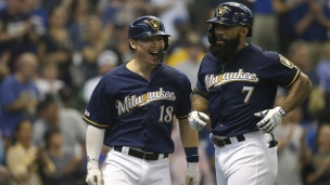 Pirates 3 - Brewers 4