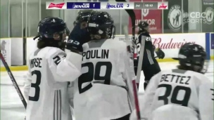 Victoires pour les équipes Poulin et Johnston
