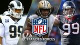 État des forces NFL - 24 septembre 2019