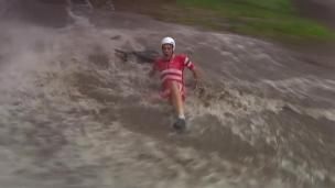 La pluie 1 - Les pauvres cyclistes 0