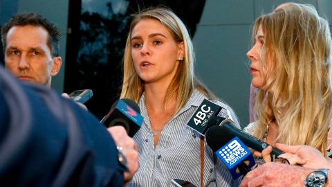 Les accusations de dopage contre Shayna Jack tombent