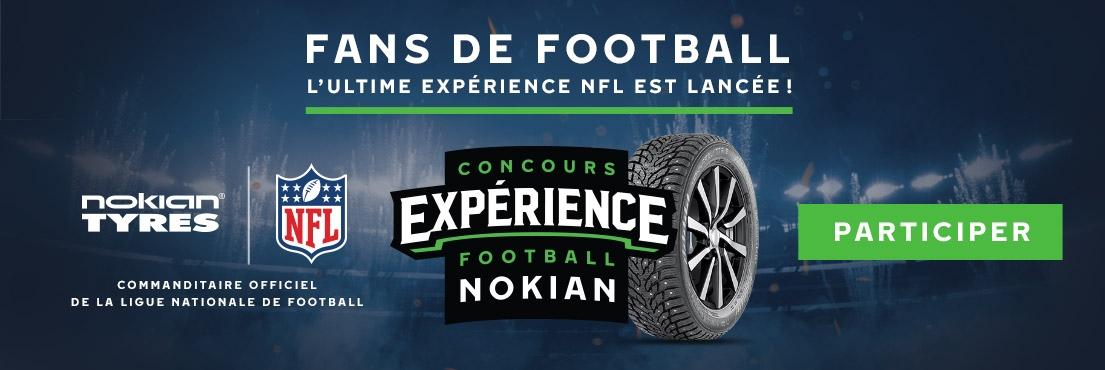 Concours Expérience Football Nokian