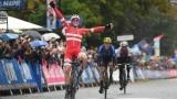 Mads Pedersen, premier Danois champion du monde de cyclisme sur route
