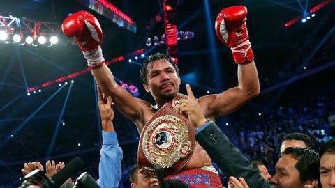 Les grands combats de Manny Pacquiao