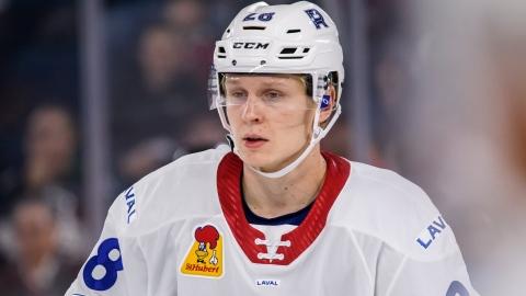 Otto Leskinen quitte le Canadien pour la KHL