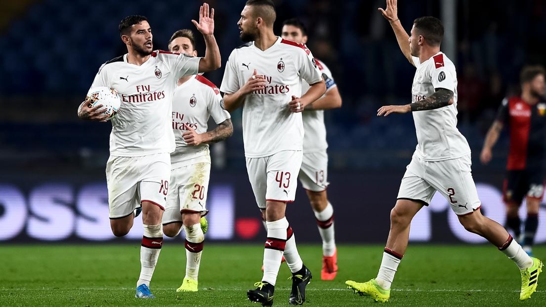 L'AC Milan s'impose et trouve un peu de répit