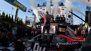 Cole Custer gagnant à Dover