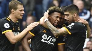 Manchester City 0 - Wolverhampton 2