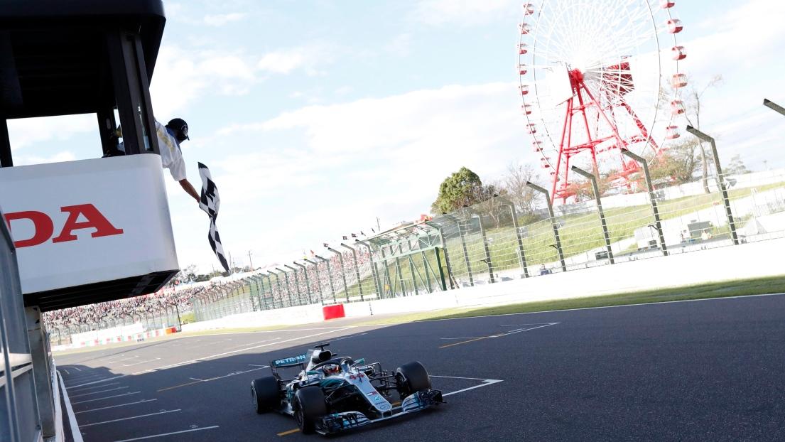 Le circuit de Suzuka