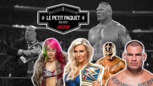 Le petit paquet : la «nouvelle» WWE trébuche