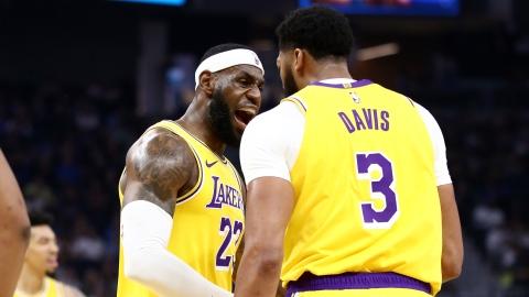 Les Lakers veulent retrouver leur titre de champions