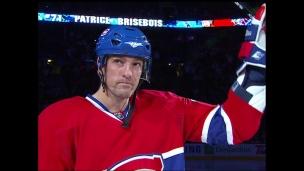 Il était une fois... Patrice Brisebois de retour avec le Canadien