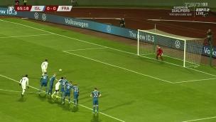 Islande 0 - France 1