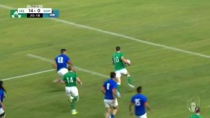 Irlande 47 - Samoa 5