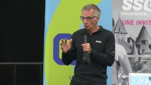 « Courir un 100e marathon est devenu une mission »