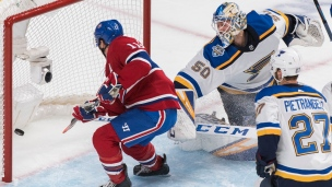 Blues 3 - Canadiens 6