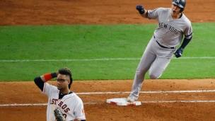 Yankees 7 - Astros 0