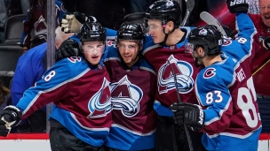 Coyotes 2 - Avalanche 3 (prol.)
