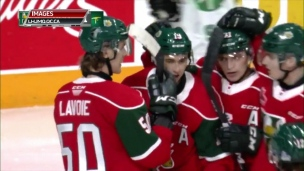 Foreurs 2 - Mooseheads 6