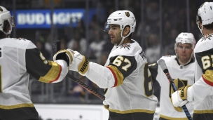 Golden Knights 5 - Kings 2