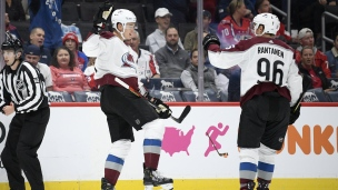 Avalanche 6 - Capitals 3