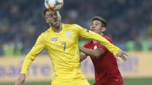 Portugal 1 - Ukraine 2